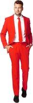 OppoSuits Red Devil - Kostuum - Maat 60