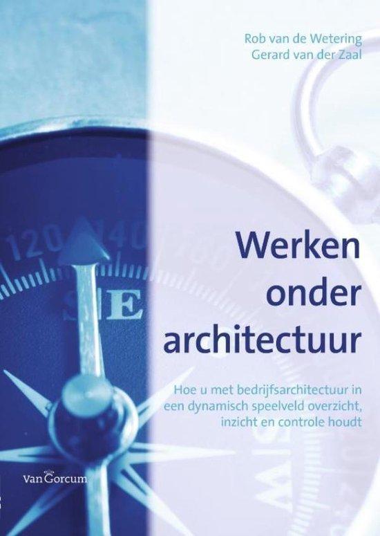 Werken onder architectuur - Rob van de Wetering |