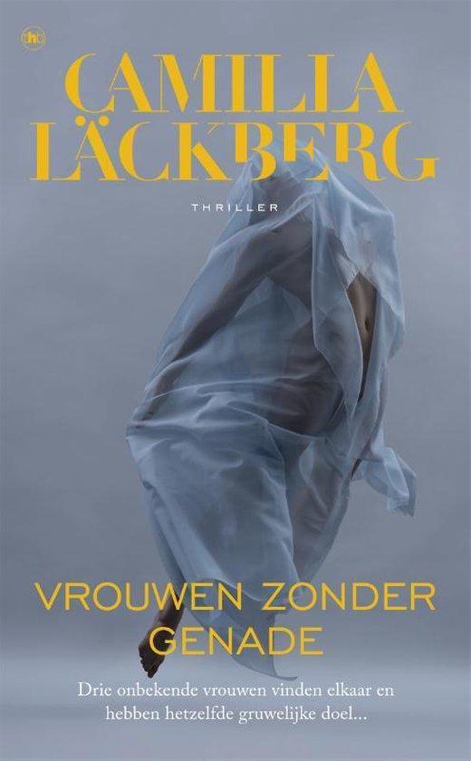 Boek cover Vrouwen zonder genade van Camilla Läckberg (Hardcover)
