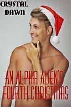 An Alpha Alien's Fourth Christmas