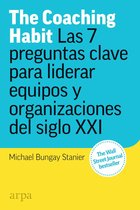 Boek cover The Coaching Habit van Michael Bungay Stanier (Onbekend)