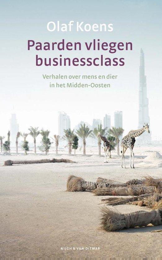Paarden vliegen businessclass - Olaf Koens   Fthsonline.com
