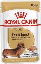 Royal Canin Bhn Dachshund Adult Pouch - Hondenvoer - 12 x 85 g