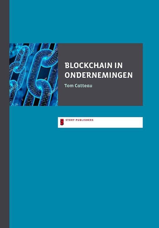 Blockchain in ondernemingen - Tom Catteau |