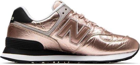 bol.com   New Balance WL574WER roségoud sneakers dames (738781-50)