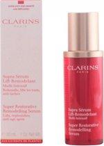 Clarins - Anti-Veroudering Serum Restorative Clarins - Mannen - 50 ml