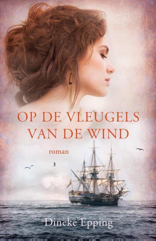 OP DE VLEUGELS VAN DE WIND - Dineke Epping |