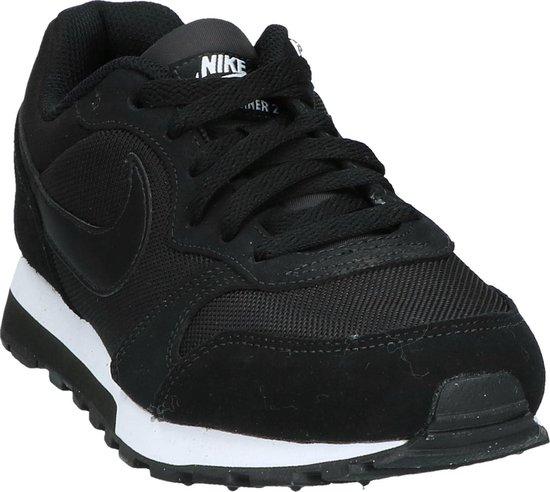 Nike Md Runner 2 Dames Sneakers BlackBlack White Maat 36.5