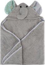 Zoocchini baby badcape - 100% katoen - Elli the Elephant