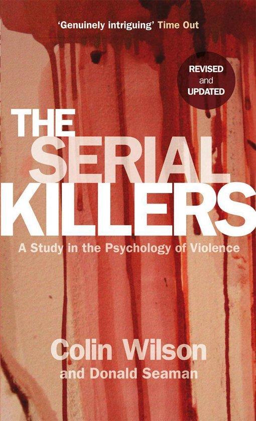 Omslag van The Serial Killers