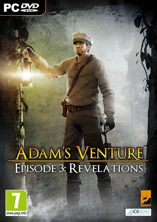 Adam's Venture 3, Revelations (DVD-Rom)