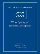 Omslag Water Encyclopedia