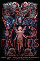 Omslag Robots vs. Fairies