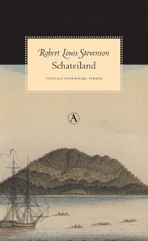 Schateiland - Robert Louis Stevenson | Readingchampions.org.uk