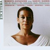 Roberta Alexander Sings...