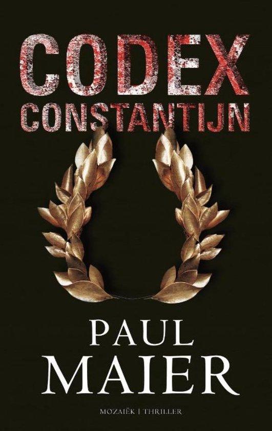 Codex Constantijn - Paul Maier |