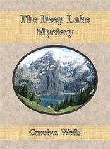Omslag The Deep Lake Mystery