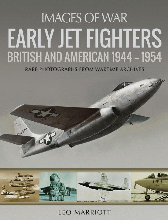 Boek cover Early Jet Fighters van Leo Marriott (Onbekend)