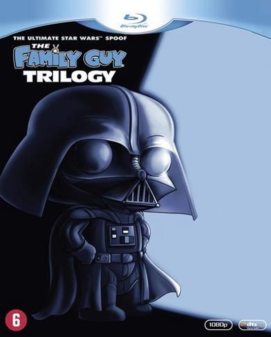Cover van de film 'Family Guy Trilogy'