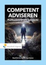 Boek cover Competent adviseren van Roel Grit