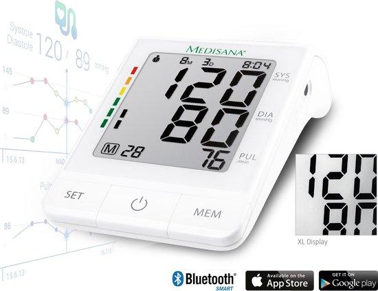 Medisana BU 530 Connect - Bovenarm bloeddrukmeter