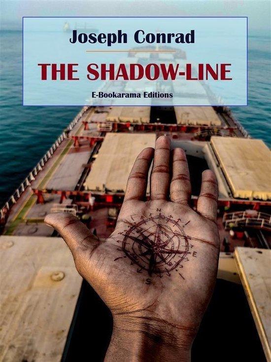 Boek cover The Shadow-Line van Joseph Conrad (Onbekend)