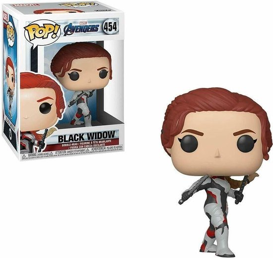 Funko Pop! - Marvel Avengers Endgame Black Widow - #545 Verzamelfiguur