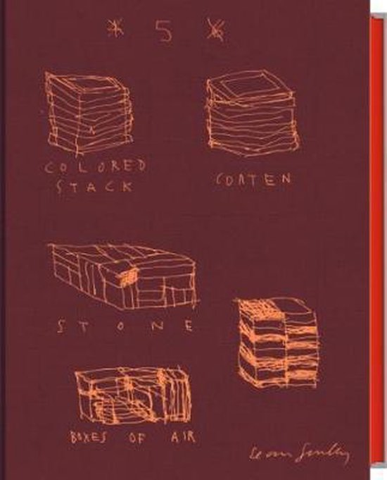 Boek cover Sean Scully - Sculpture van Clare Lilley (Hardcover)