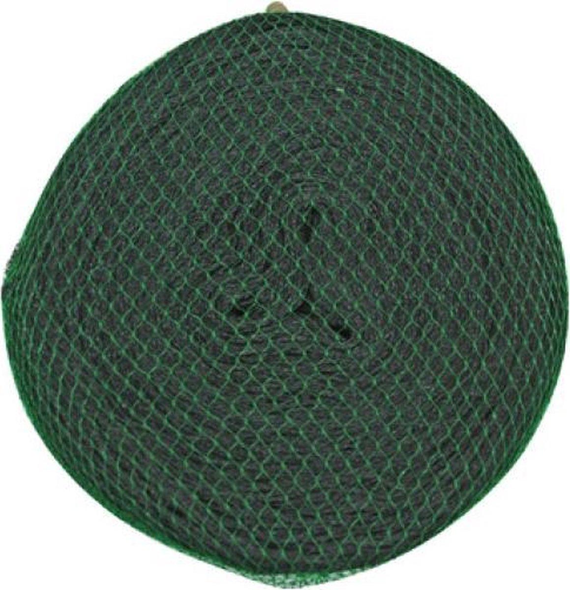Hendrik Jan - Vogelnet - Maaswijdte 8 mm - 5x10 meter - Groen