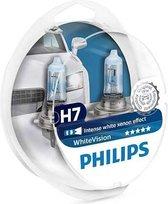 Philips WhiteVision Xenon lamp - H7 Autolamp - 12V - 2 stuks