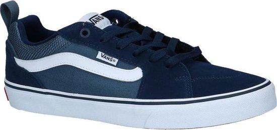 Vans Filmore Donker Blauwe Skateschoenen