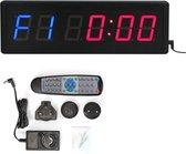 CKB – Crossfit Timer – Digital Interval Timer – Medium – met afstandsbediening