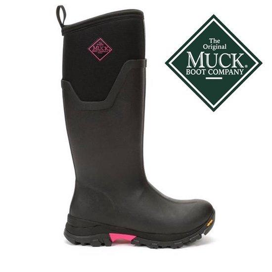 Muck Boot Arctic Ice Tall Zwart Laarzen Dames