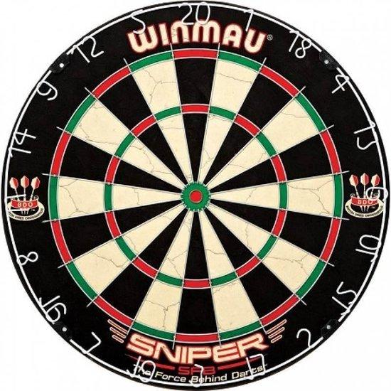 Winmau Sniper - Dartbord - Mission