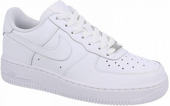 bol.com | Nike Air Force 1 Wmns 315115-112, Vrouwen, Wit ...