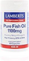 Lamberts Pure Visolie - 60 Capsules