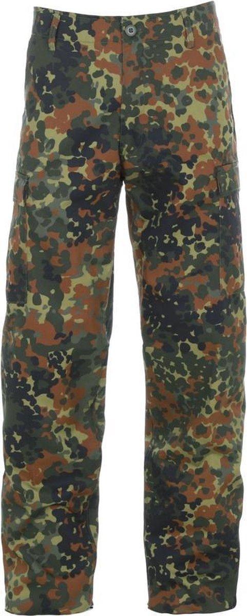Fostex BDU camouflage broek zwart