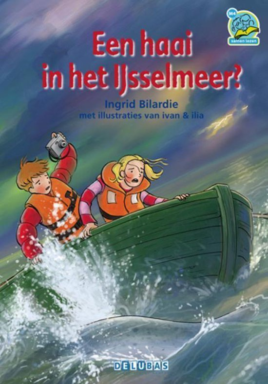 Samenleesboeken - Een haai in het IJsselmeer? - Ingrid Bilardie |