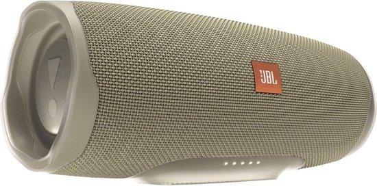 JBL Charge 4 Zand - Draagbare Bluetooth Speaker
