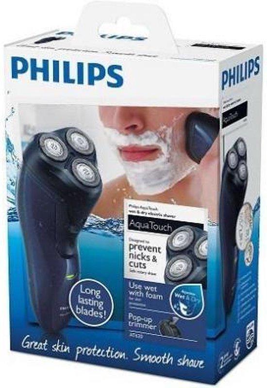 Philips AT620 AquaTouch Scheerapparaat Nat & Droog