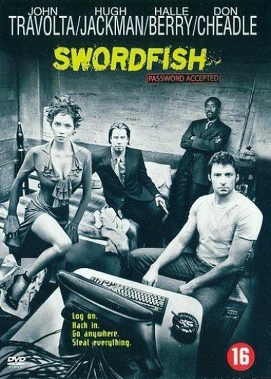 Cover van de film 'Swordfish'