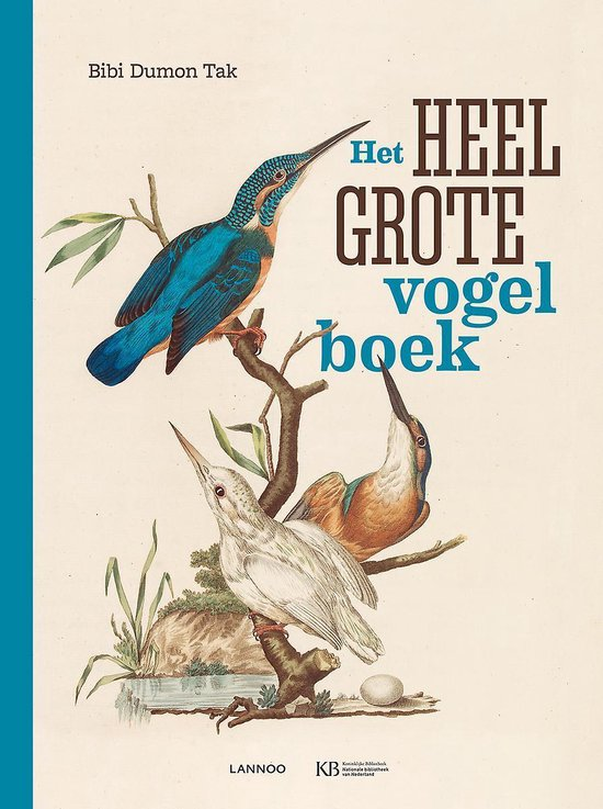 Terra Lannoo Het heel grote vogelboek