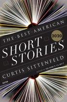 Omslag The Best American Short Stories 2020