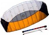 Elliot Matrasvlieger Sigma Spirit 1.5 Polyester Wit/oranje/zwart