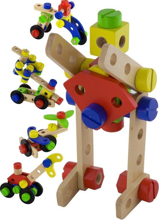 Viga Toys - Constructiespeelgoed