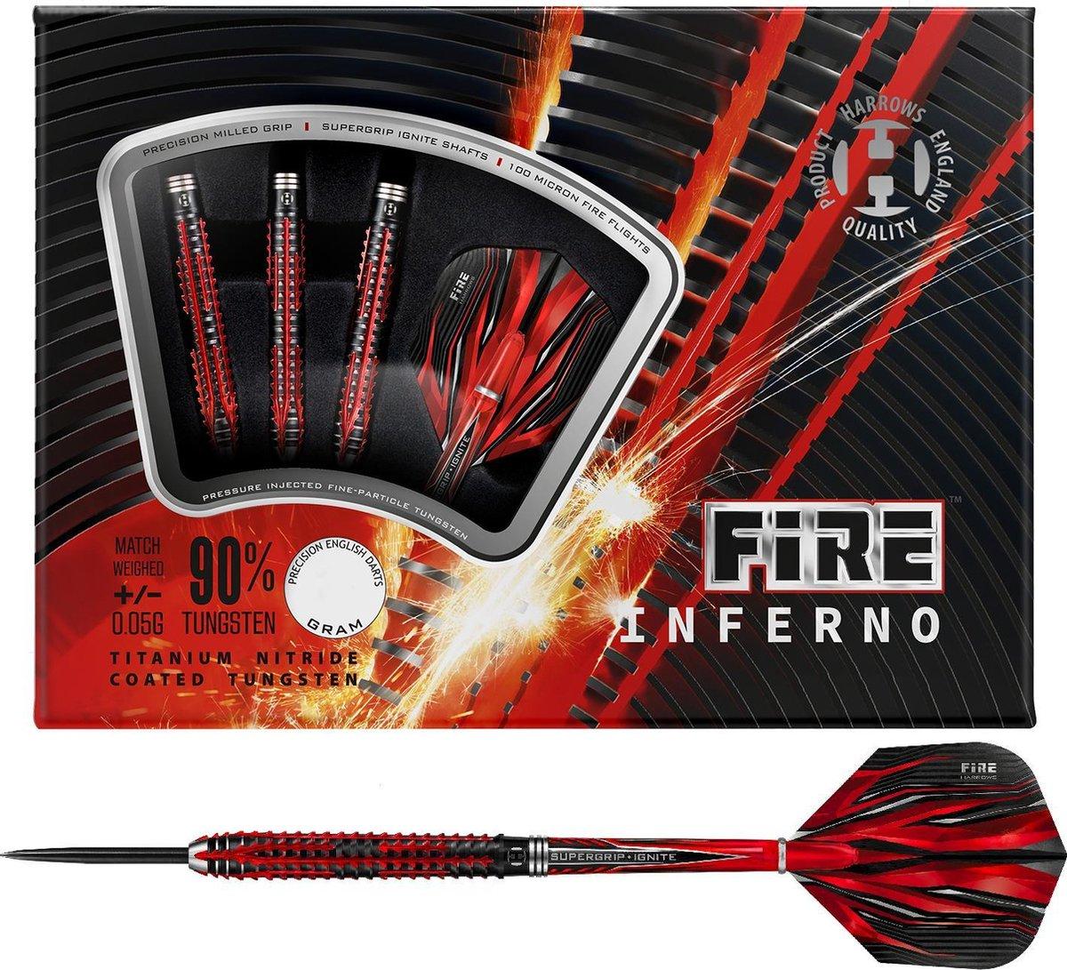 Harrows Fire Inferno 90% - 24 Gram