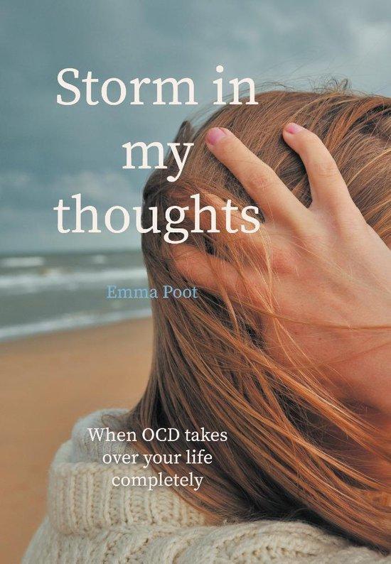 Boek cover Storm in my thoughts van Emma Poot (Paperback)