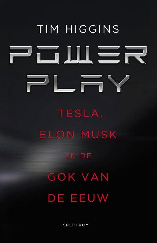 Boek cover Power Play van Tim Higgins (Paperback)