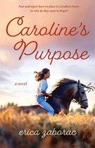 Omslag Caroline's Purpose
