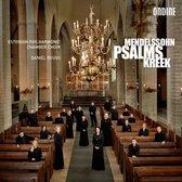 Reuss/Estonian Phil.Ch.Choir - Mendelssohn/Kreek: Psalms